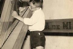 1968 - Premier concert - 6 ans - Fernando-de-la-Mora - Paraguay