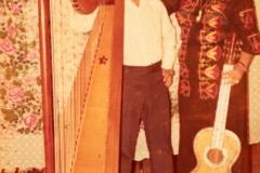 1974 - Duo Madrigal avec ma mère à 12-ans