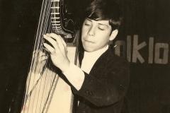 1977 Festival Folklorique à 15 ans - Colegio Maria Auxiliadora - Asuncion - Paraguay