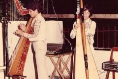 1983 - avec Marcos Lucena