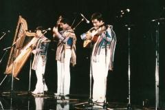 1985 - avec los diablos del paraguay olympia - Paris